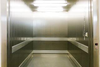 Nákladní výtah, 4600 kg, 3 stanice, Praha 10