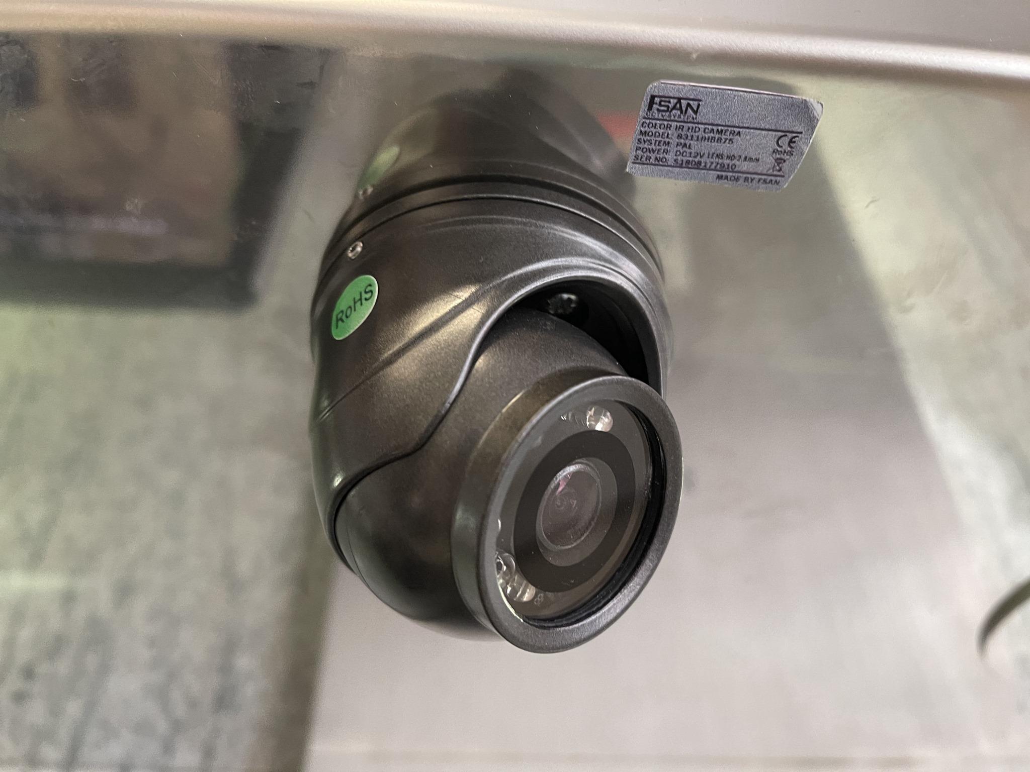 Venkovní kamera ukáže všechny detaily
