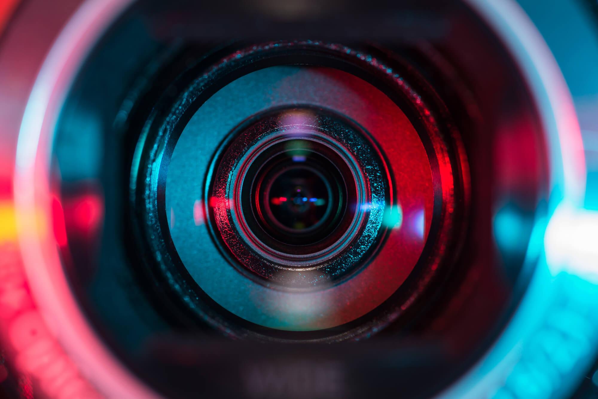 Kamera vhodná pro skrytou montáž