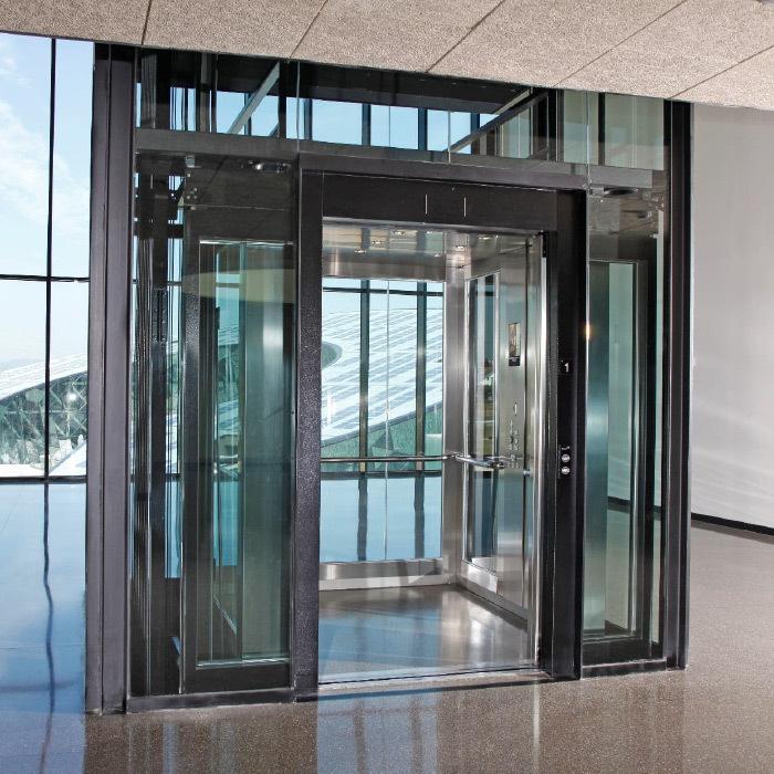 Nové výtahy